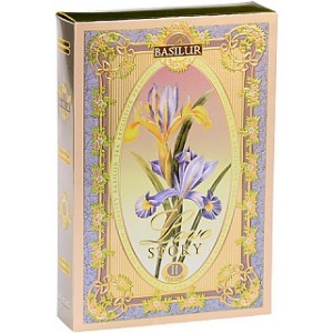 BASILUR Tea Book Love Story II. papier 75g (4246)