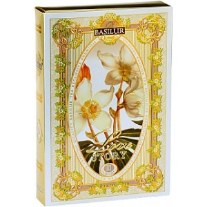 BASILUR Tea Book Love Story III. papier 75g (4247)
