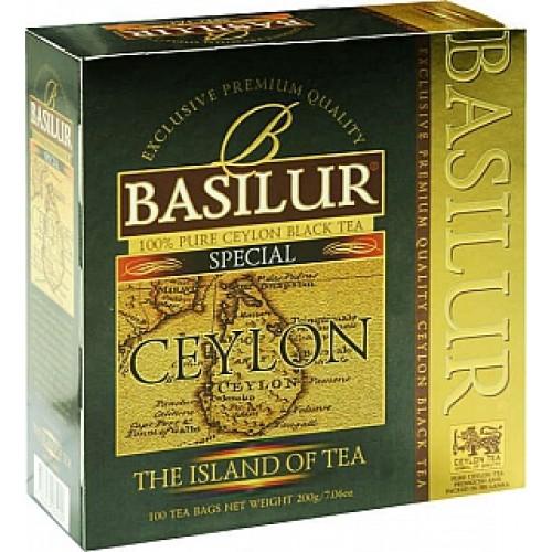 BASILUR Island of Tea Special 100x1,5g (4397)