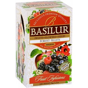 BASILUR Fruit Forest Fruit 20x1,8g (4441)