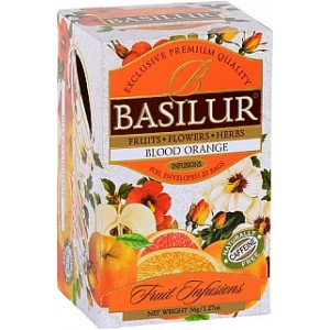 BASILUR Fruit Blood Orange 20x1,8g (4446)