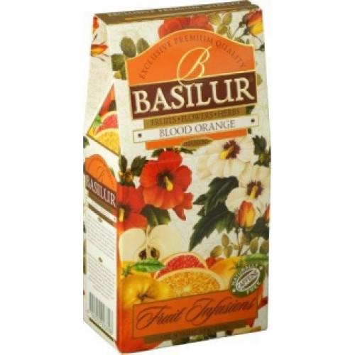 BASILUR Fruit Blood Orange papier 100g (4453)