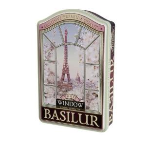BASILUR Window Paris plech 100g (4503)