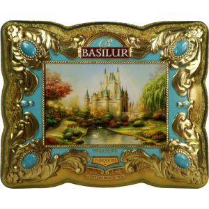 BASILUR Treasure Turquoise plech 100g (4558)