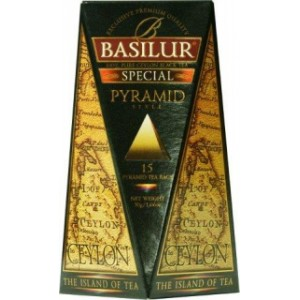 BASILUR Island of Tea Special Pyramid 15x2g (4630)