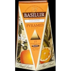 BASILUR Magic Tangerine Pyramid 15x2g (4756)