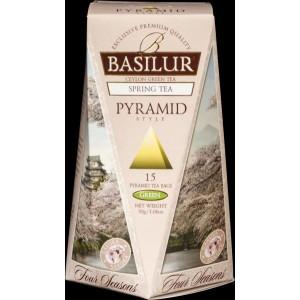 BASILUR Four Season Spring Pyramid 15x2g (4771)