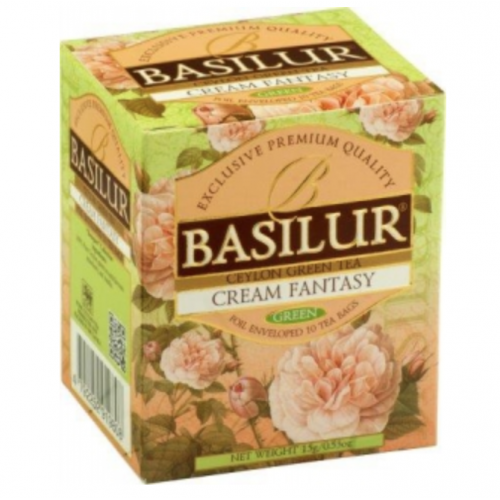 BASILUR Bouquet Cream Fantasy 10x1.5g (4912)