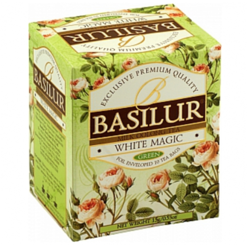 BASILUR Bouquet White Magic 10x1.5g (4913)