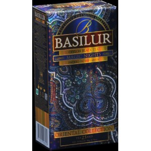 BASILUR Orient Magic Night 25x2g (7285)