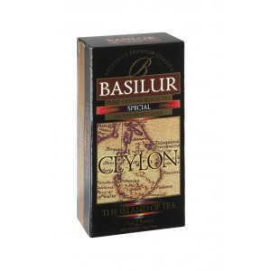 BASILUR Island of Tea Special 25x2g (7311)