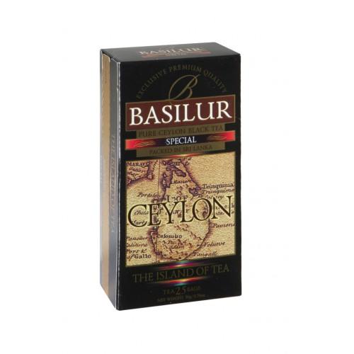 BASILUR Island of Tea Special 25x2g (7311)