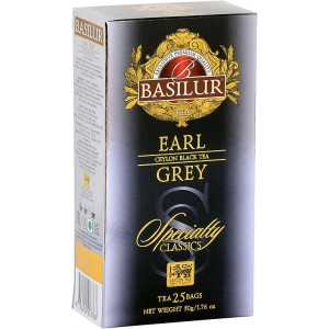 BASILUR Specialty Earl Grey 25x2g (7321)