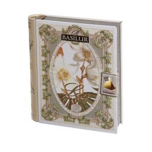 BASILUR Book Love Story III. Pyramid malá 5x2g (7345)