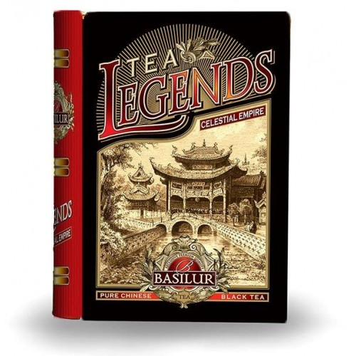 BASILUR Book Legends Celestial Empire plech 100g (7360)