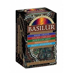 BASILUR Orient Assorted 16x2g a 4x1,5g (7392)