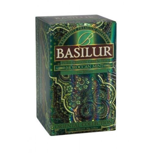 BASILUR Orient Moroccan Mint 20x2g (7399)