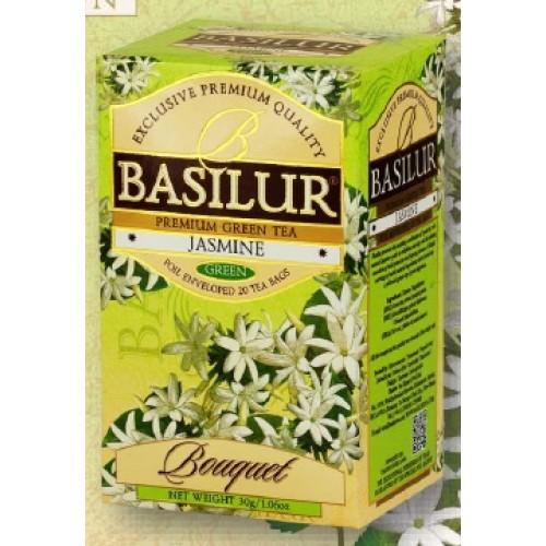 BASILUR Bouquet Jasmine 20x1,5g (7412)