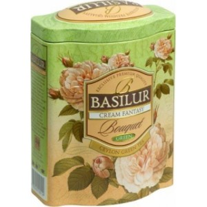 BASILUR Bouquet Cream Fantasy plech 100g (7548)