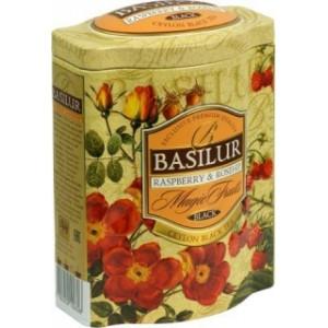 BASILUR Magic Raspberry & Rosehip plech 100g (7555)
