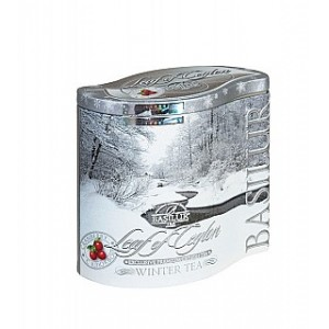 BASILUR Four Season Winter Tea plech 100g (7570)