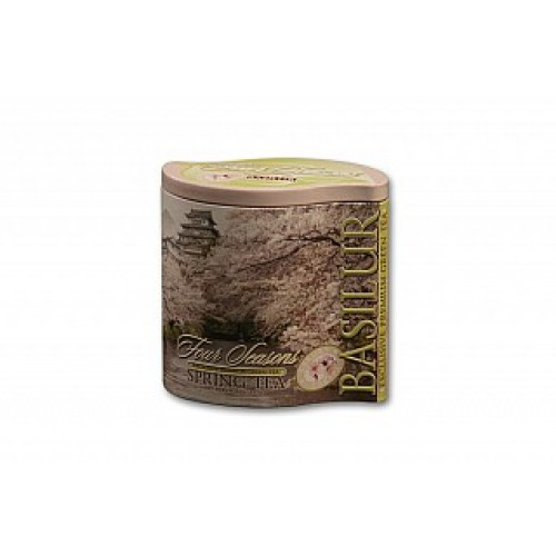 BASILUR Four Season Spring Tea plech 125g (7573)