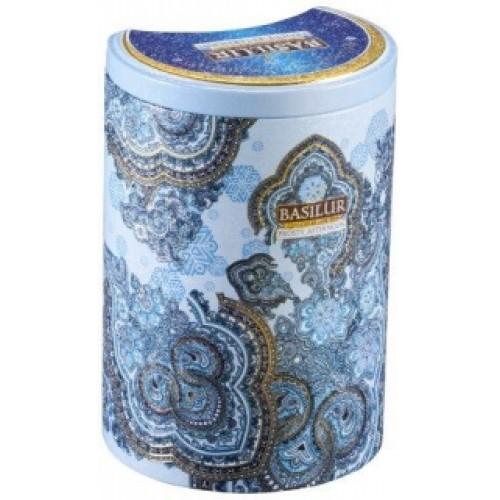BASILUR Orient Frosty Afternoon plech 100g (7583)