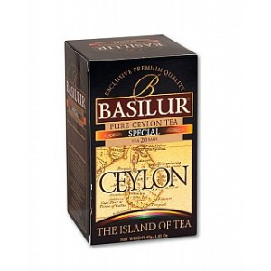 BASILUR Island of Tea Special 20x2g (7614)