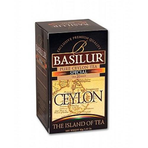 BASILUR Island of Tea Special 20x2g (7614)