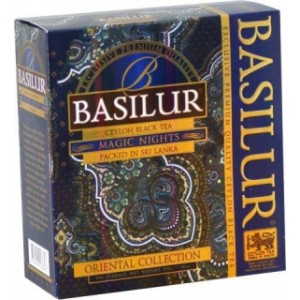 BASILUR Orient Magic Night 100x2g (7626)