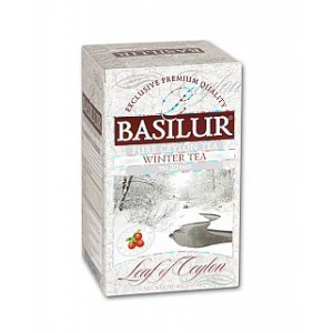 BASILUR Four Season Winter Tea 20x2g (7629)