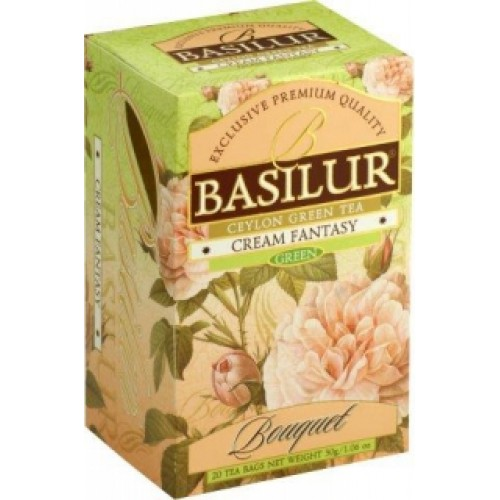 BASILUR Bouquet Cream Fantasy 20x1,5g (7631)