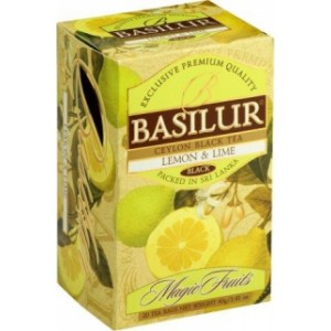 BASILUR Magic Lemon & Lime 20x2g (7635)