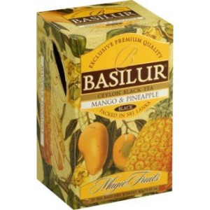 BASILUR Magic Mango & Pineapple 20x2g (7639)