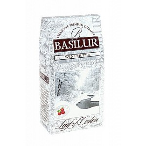 BASILUR Four Season Winter Tea papier 100g (7641)