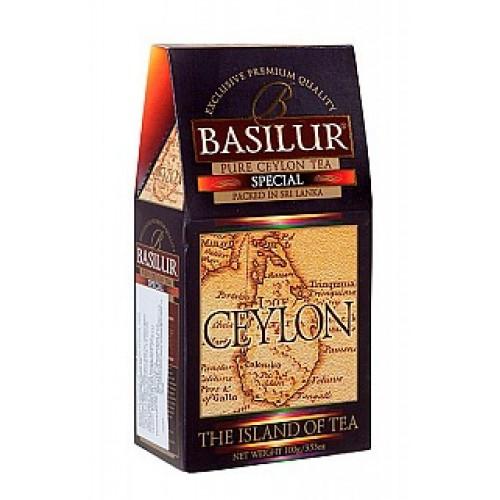 BASILUR Island of Tea Special FBOP papier 100g (7649)