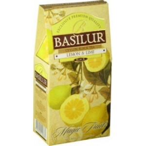 BASILUR Magic Lemon & Lime papier 100g (7653)