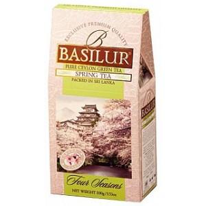 BASILUR Four Season Spring papier 100g (7658)