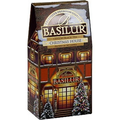BASILUR Personal Christmas House papier 100g (7671)