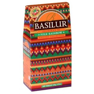 BASILUR Knitted Folk Rainbow papier 90g (7677)