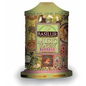 BASILUR Music Concert Romantic plech 100g (7681) - hracia skrinka
