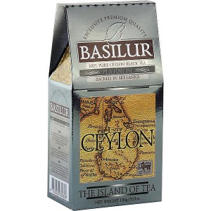BASILUR Island of Tea Platinum papier 100g (7690)