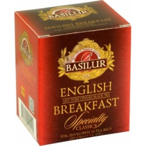 BASILUR Specialty English Breakfast 10x2g (7702)