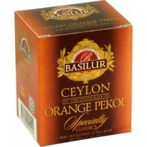BASILUR Specialty Orange Pekoe 10x2g (7707)