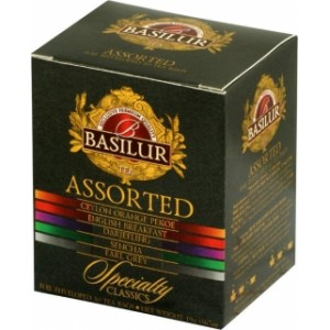 BASILUR Assorted Specialty 8x2g a 2x1,5g (7708)