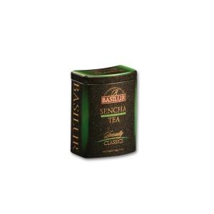 BASILUR Specialty Sencha plech 100g (7710)