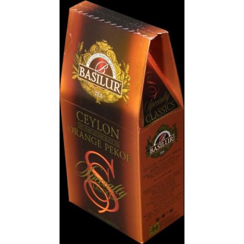BASILUR Specialty Orange Pekoe papier 100g (7760)
