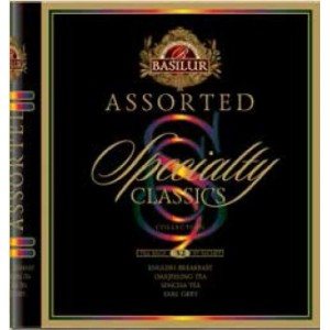 BASILUR Book Assorted Specialty plech 24x2g a 8x1,5g (7768)