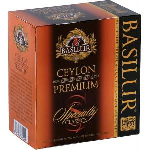 BASILUR Specialty Ceylon Premium 50x2g (7722)