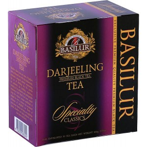 BASILUR Specialty Darjeeling 50x2g (7724)